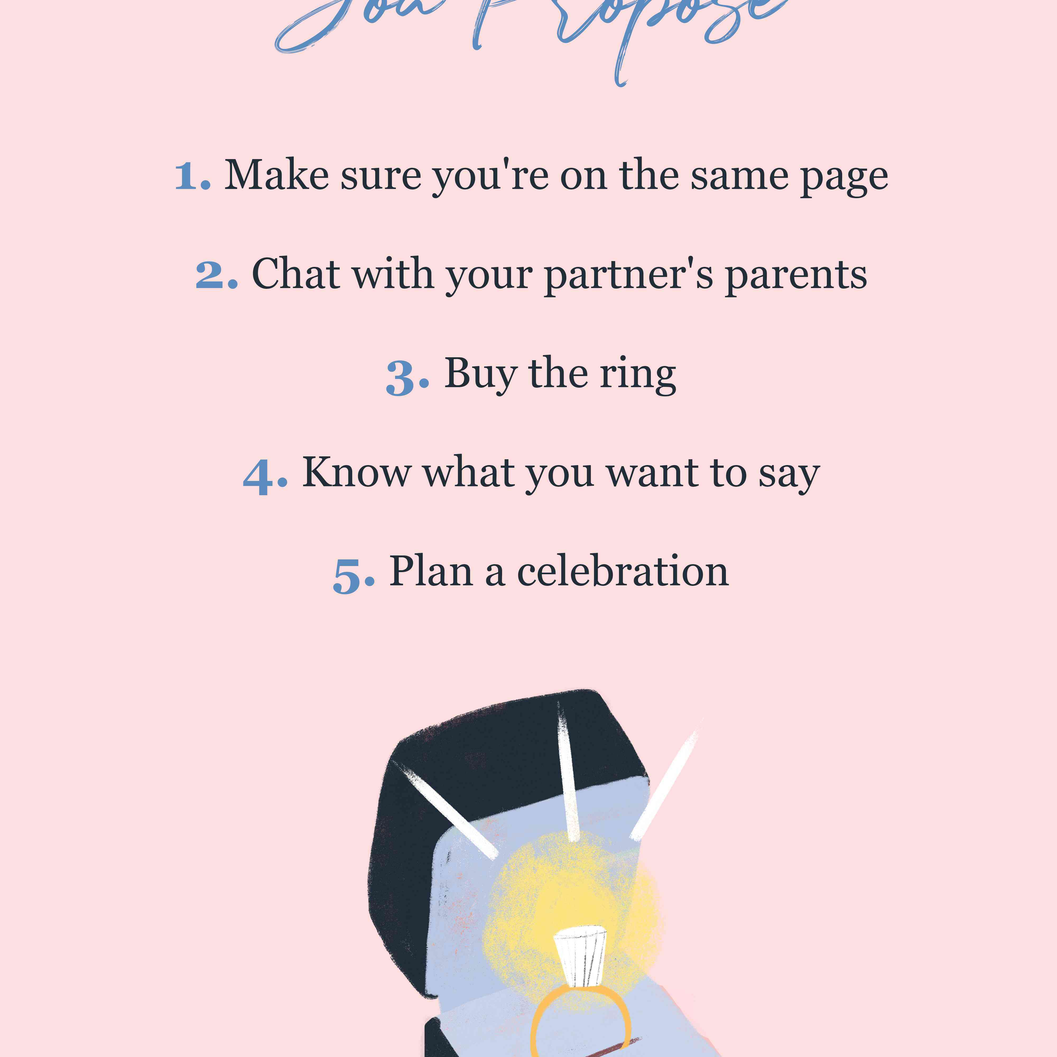 How To Propose 101 14 Things To Do For The Perfect Marriage Proposal