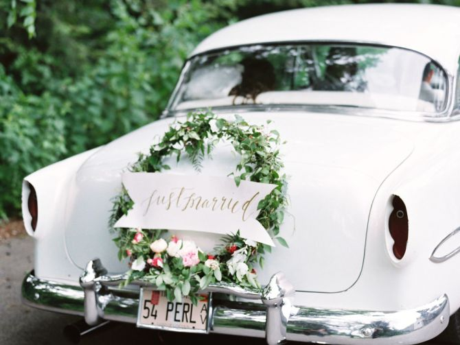 The 9 Prettiest Getaway Car Signs You Can Buy On Etsy