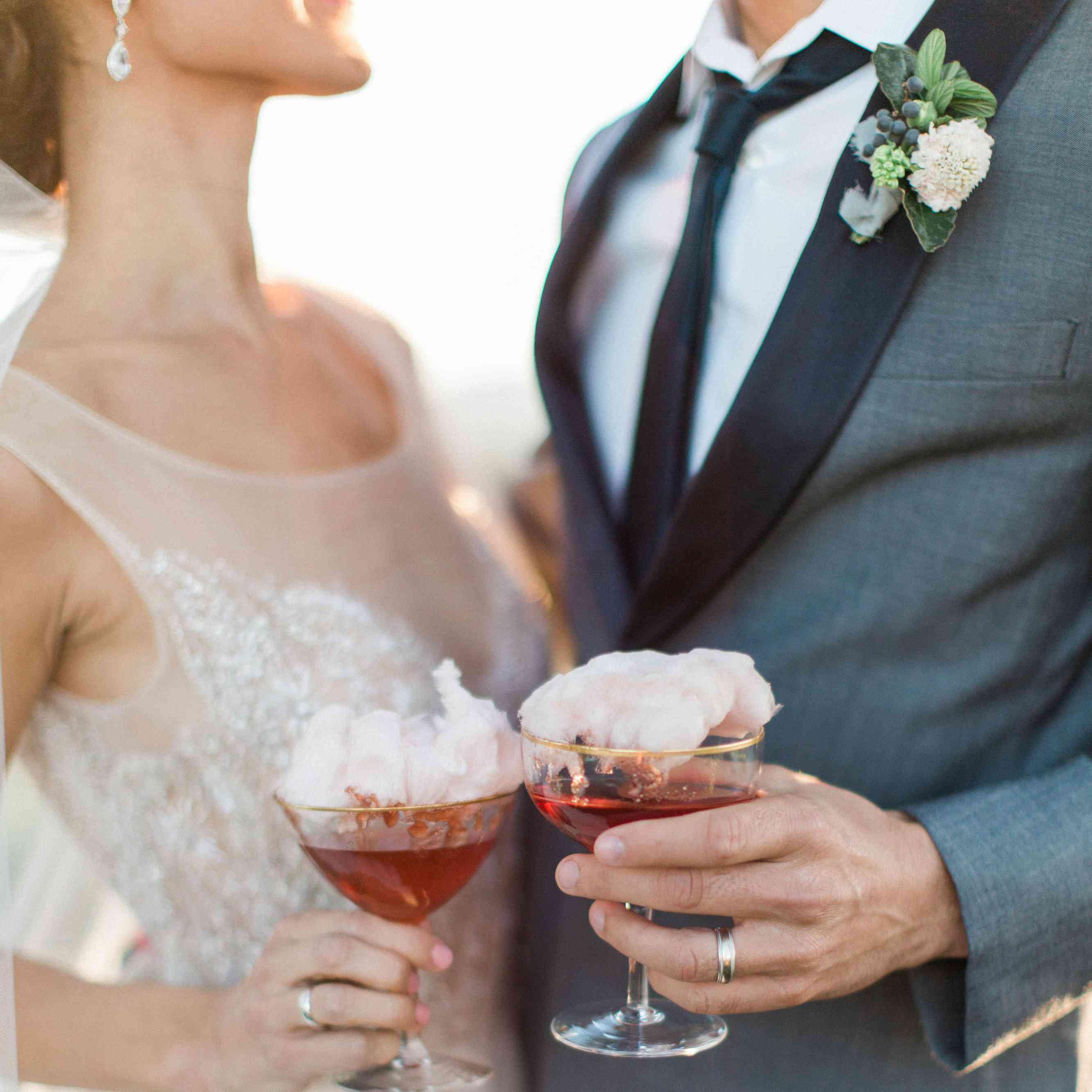 16 Fun Wedding Food Ideas From Real Weddings