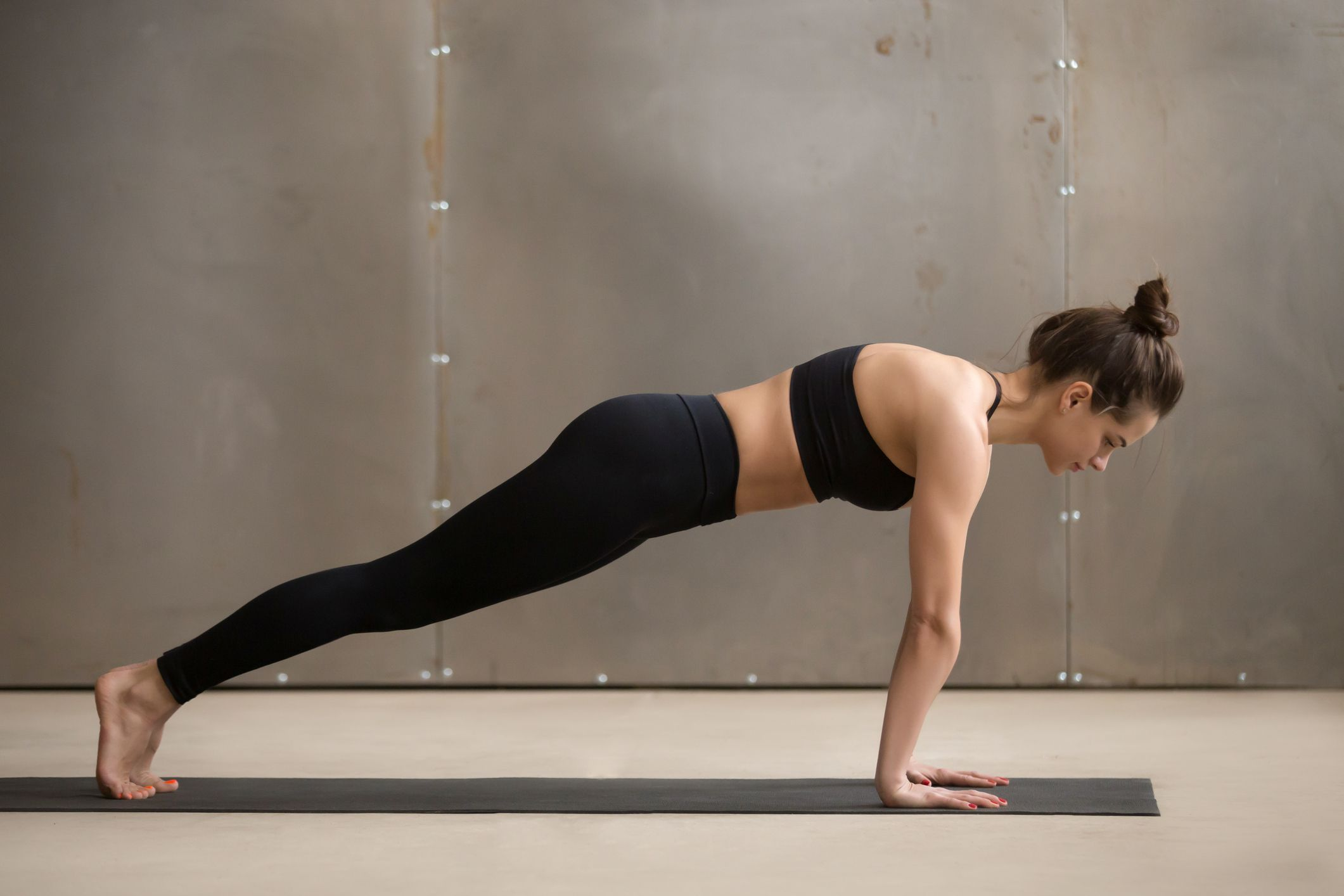 6 Yoga Poses That Improve Your Posture Before Your Wedding