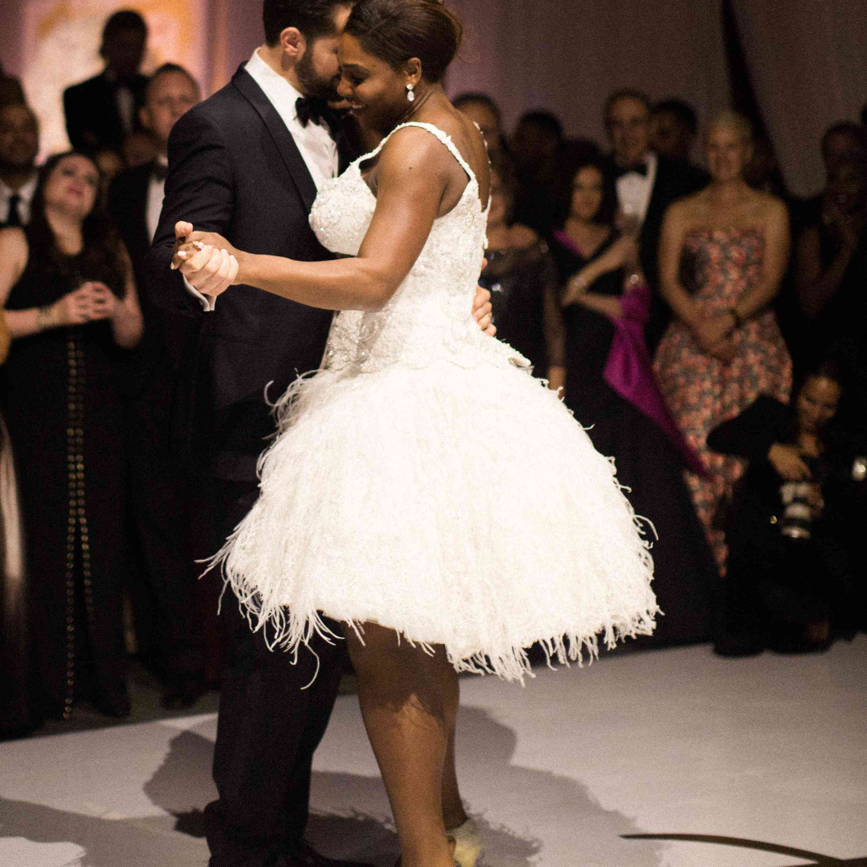 <p>Serena Williams and Alexis Ohanian's First Dance</p><br><br>