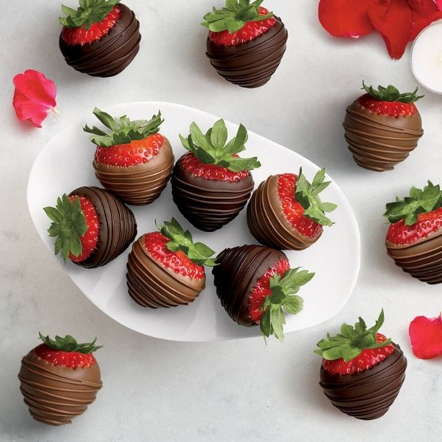 Godiva Chocolate Covered Strawberries
