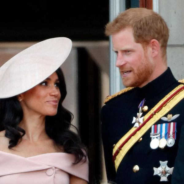 Meghan Markle Reportedly Wore a New Eternity Ring for Son