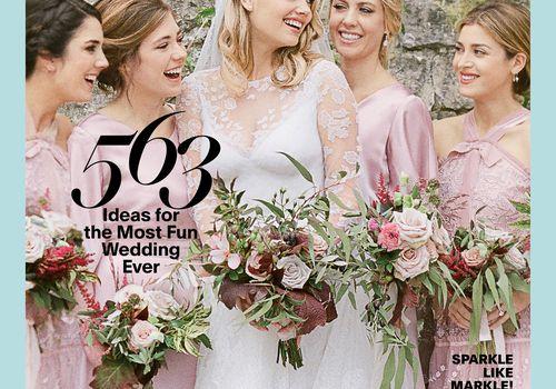 Brides Magazine Kate Upton Cover