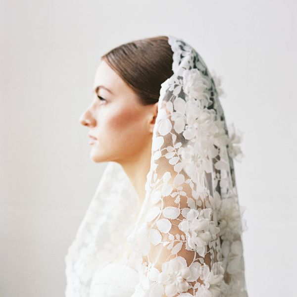 Wedding Hair Style For A Veil: Wedding Veil Styles: How To Choose The Right Length For
