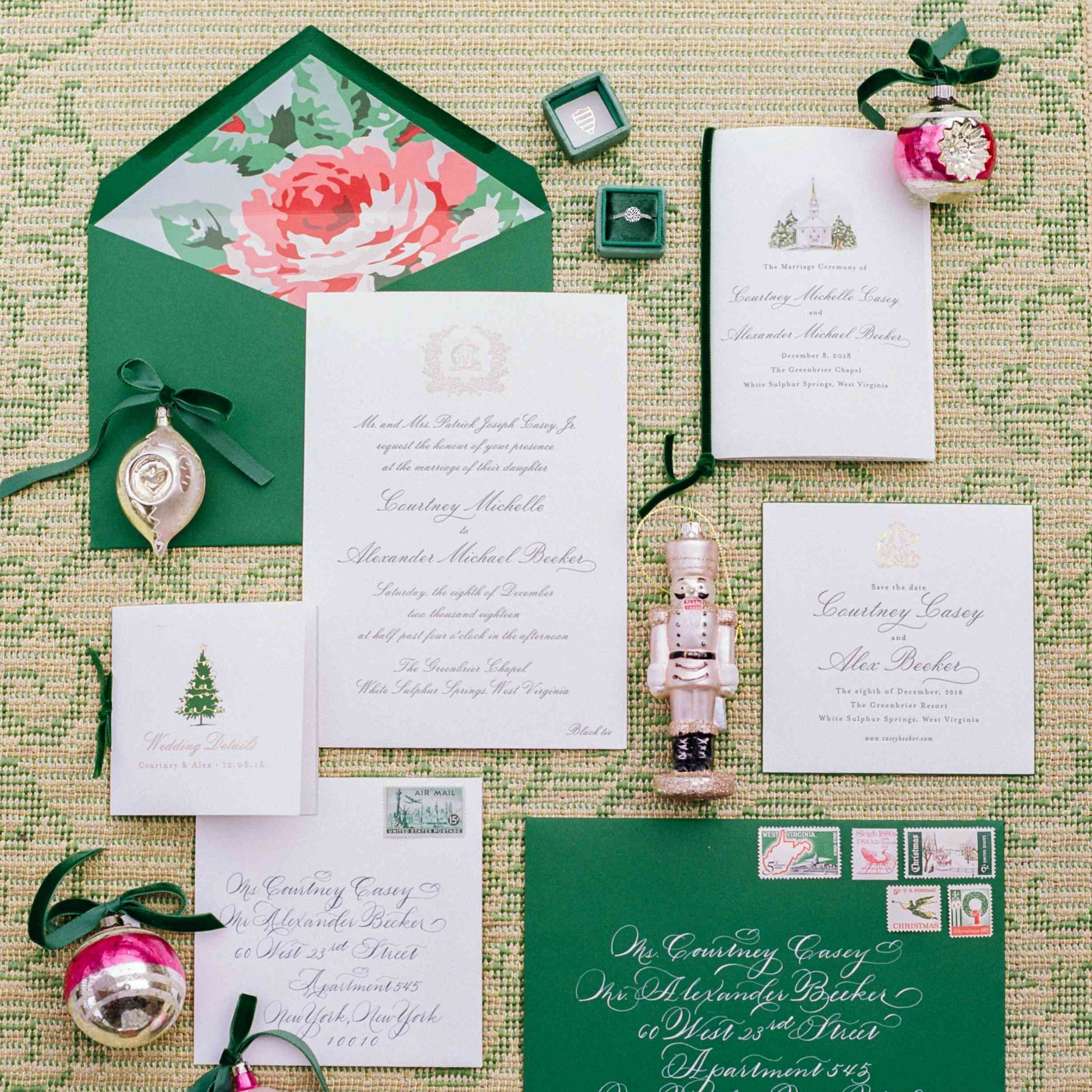 17 Christmas Wedding Ideas That Ll Put You In The Holiday Spirit