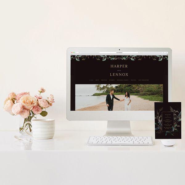 Minted website