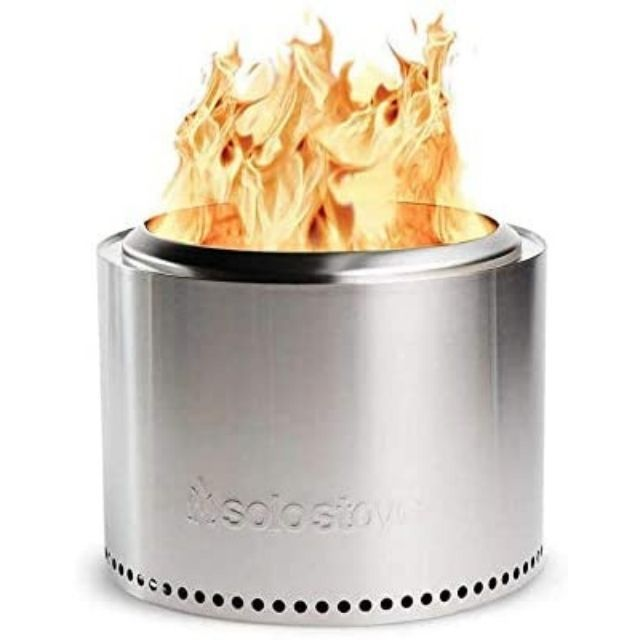 Solo Stove Stainless Steel Bonfire Pit