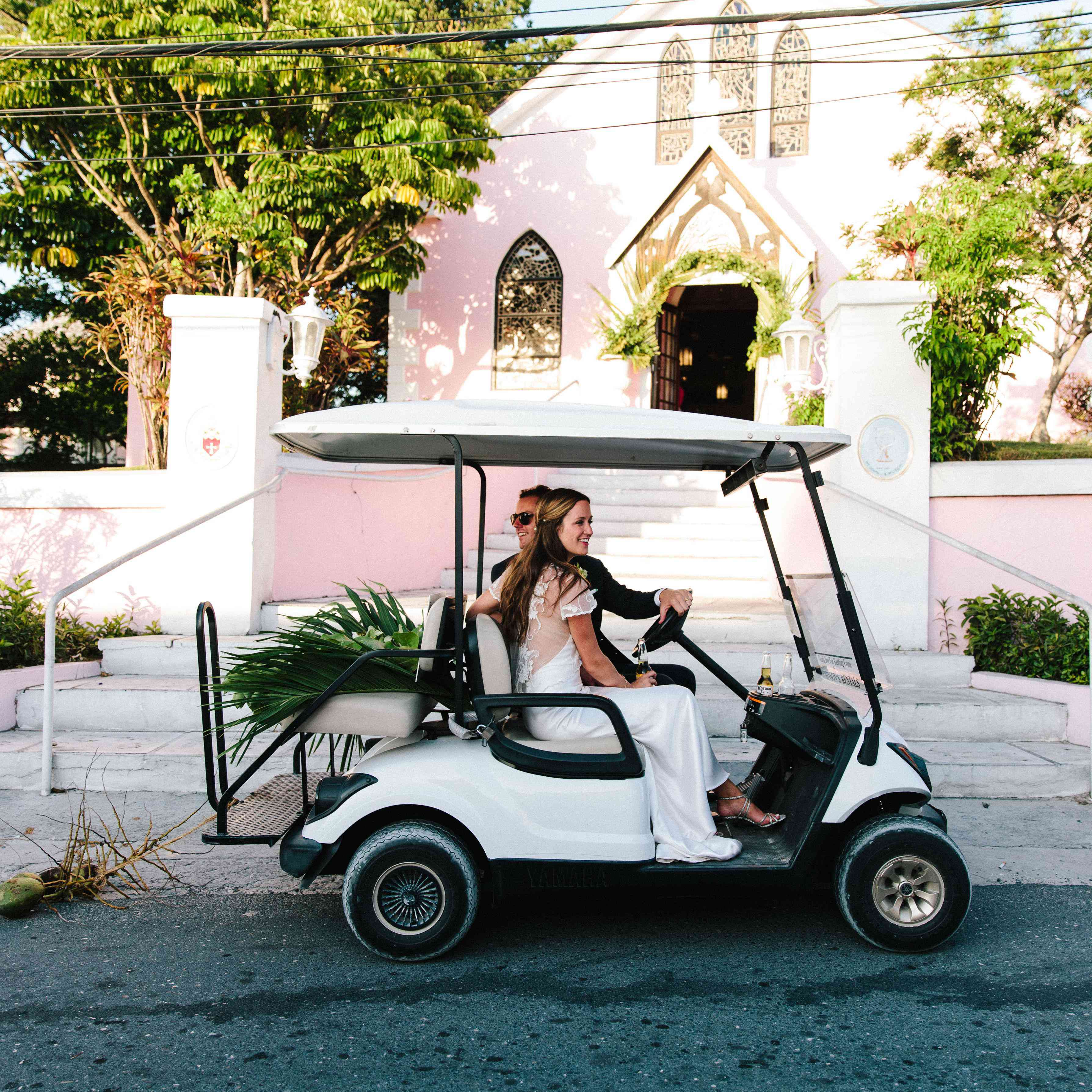 20 Creative Wedding Transportation Ideas For You And Your Guests