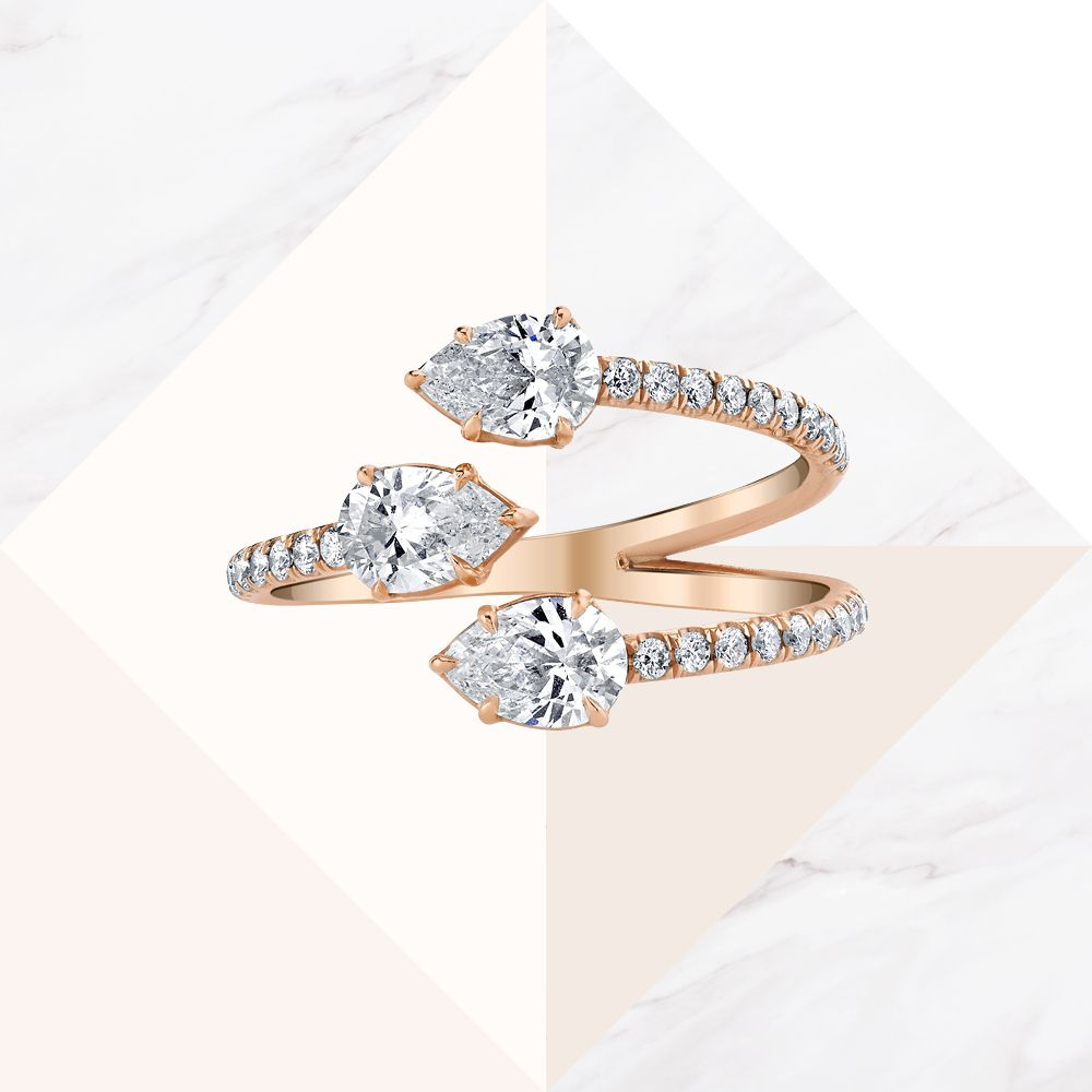 33 Unique Engagement Ring Settings Styles