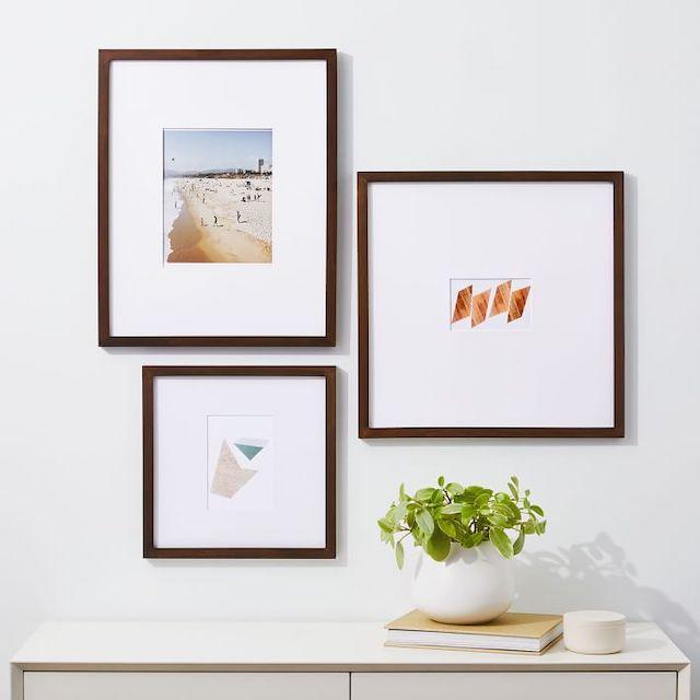 Wood Gallery Frames
