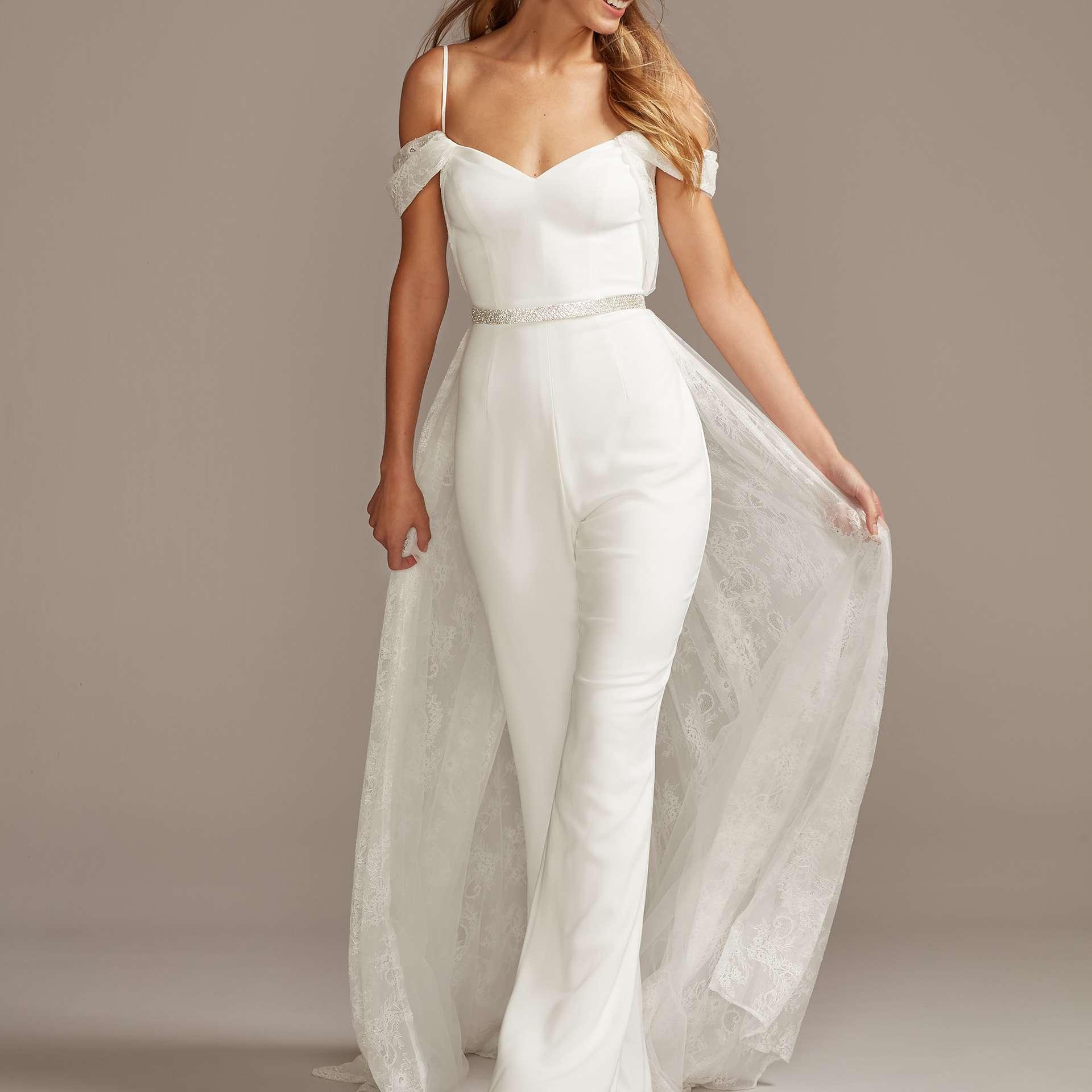 Melissa Sweet Wedding Jumpsuit