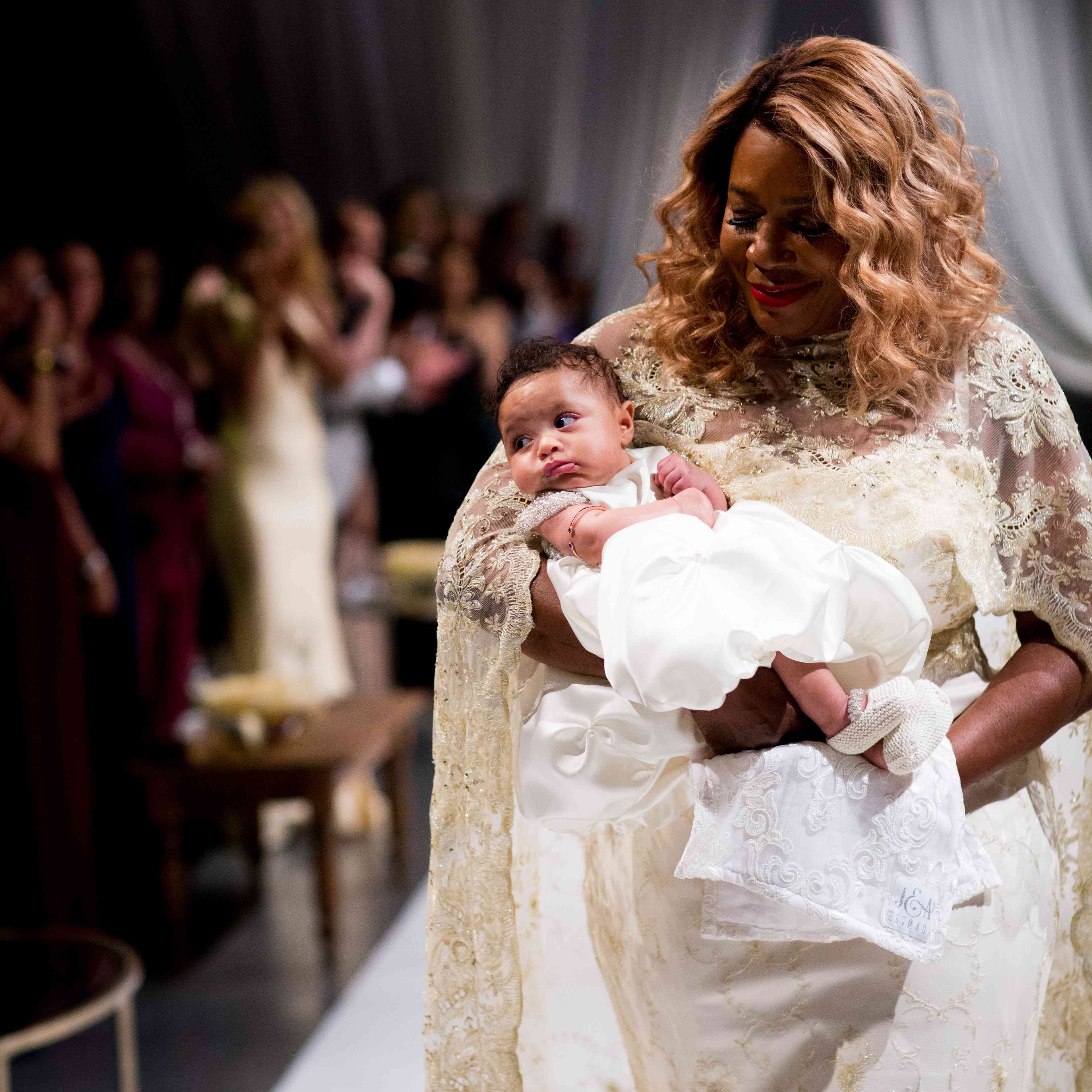 Serena Williams and Alexis Ohanian's Baby