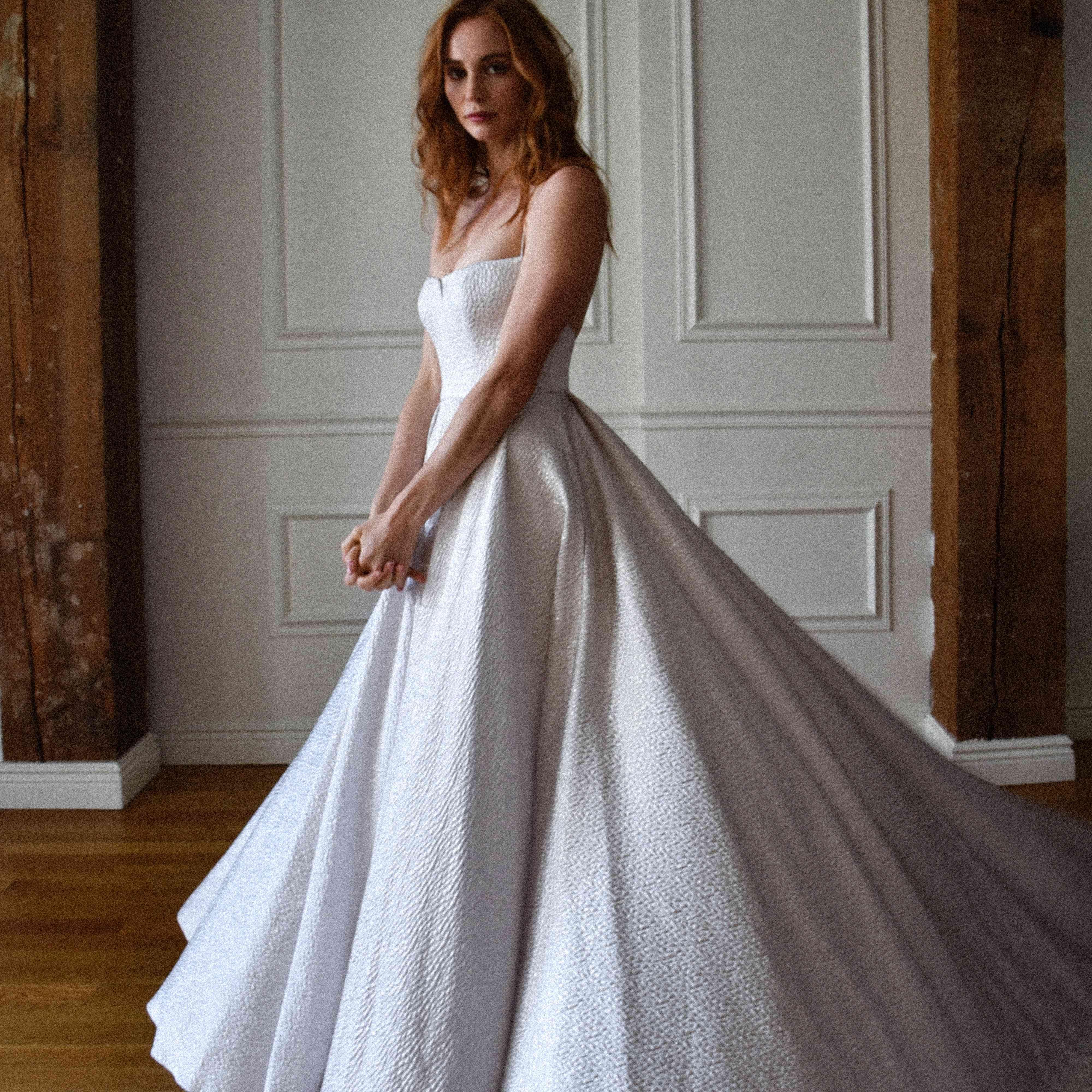 Dear Heart Wedding Dres