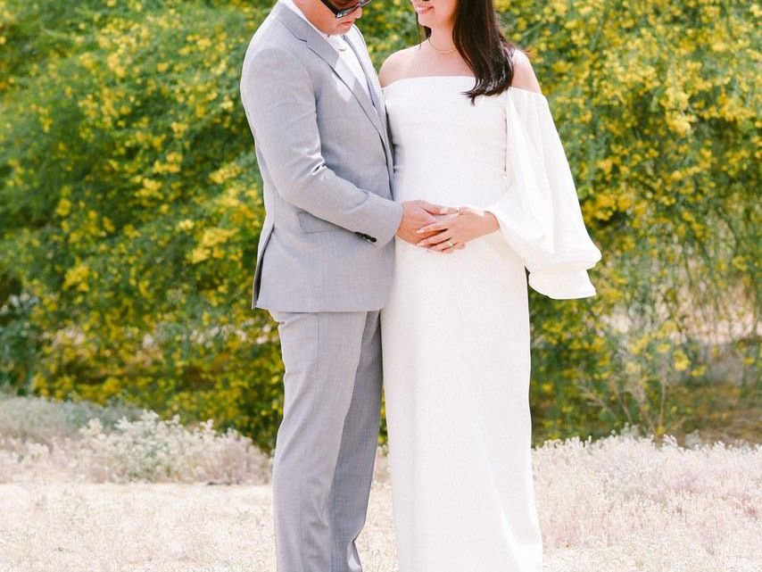 How To Find The Perfect Maternity Wedding Dress 10 Tips For