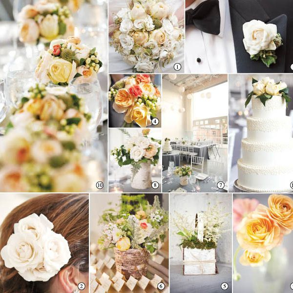 Prices Of Wedding Flowers: Average Cost Of Wedding Flowers: Making The Most Of A