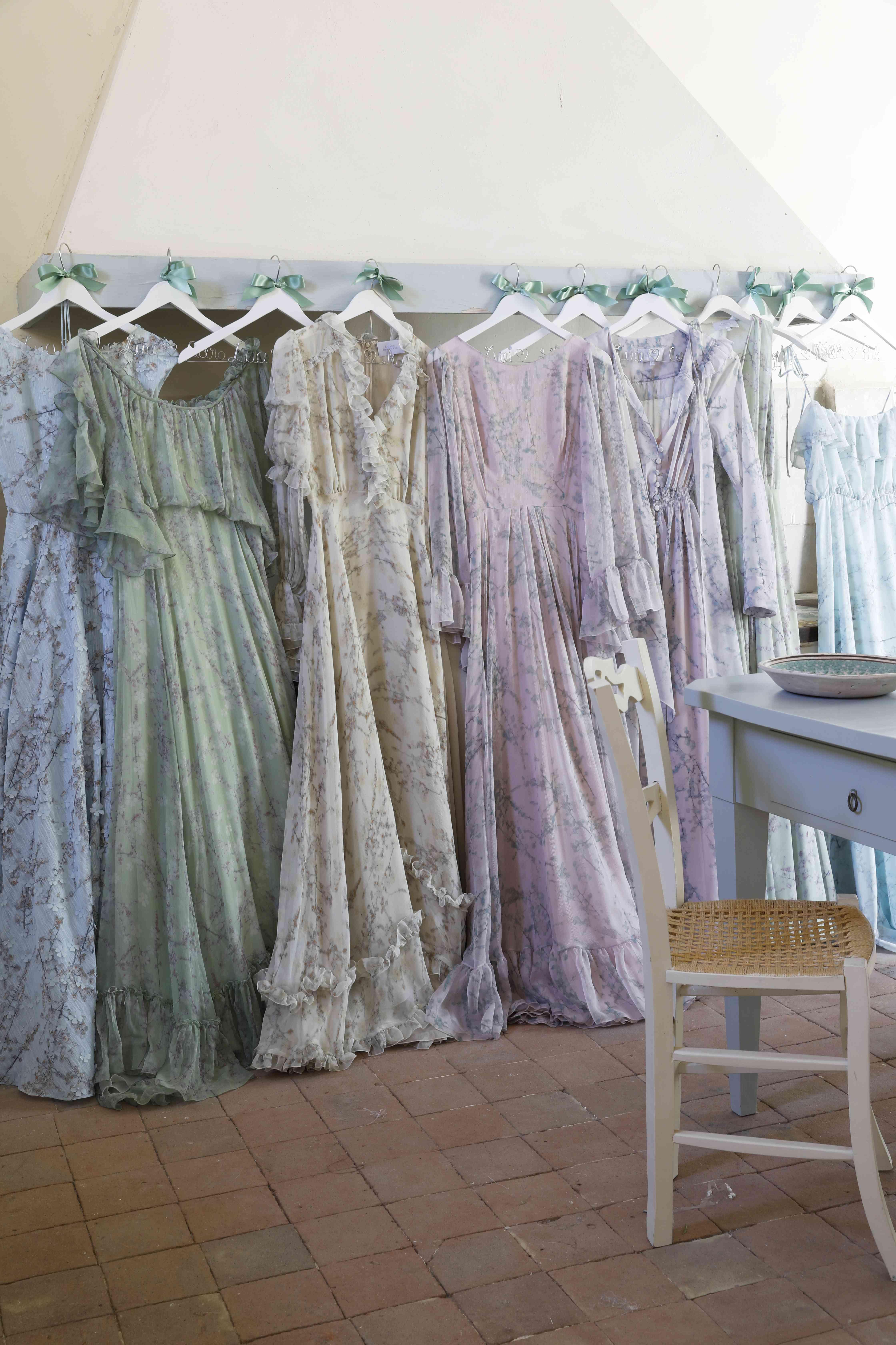 Luisa Beccaria Bridesmaids Dresses