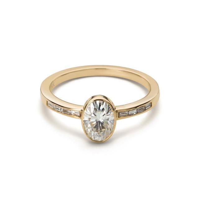 Porter Gulch Presley Ring