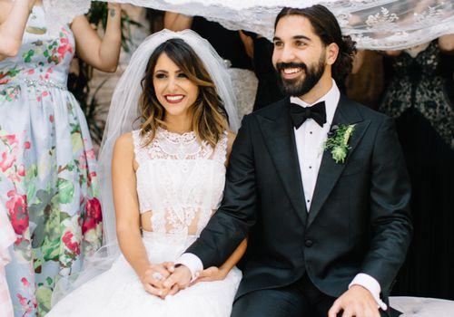Iranian wedding traditions