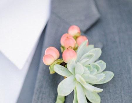 59 Wedding Boutonnieres Your Groom And You Will Love