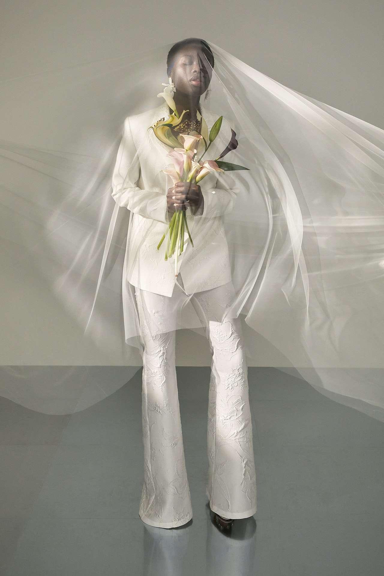 Kaviar Gauche suit