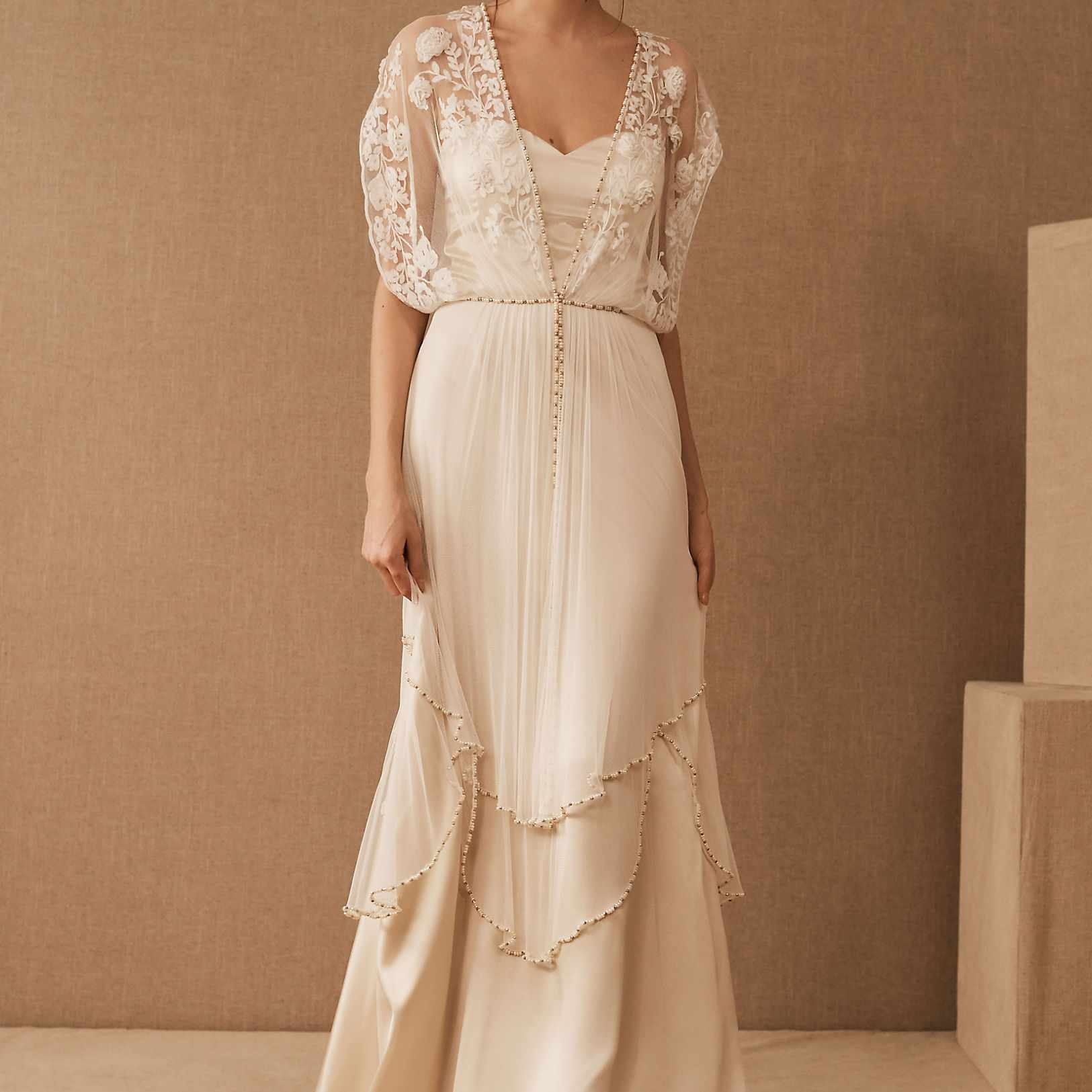 18 Best Vintage Inspired Wedding Dresses of 18