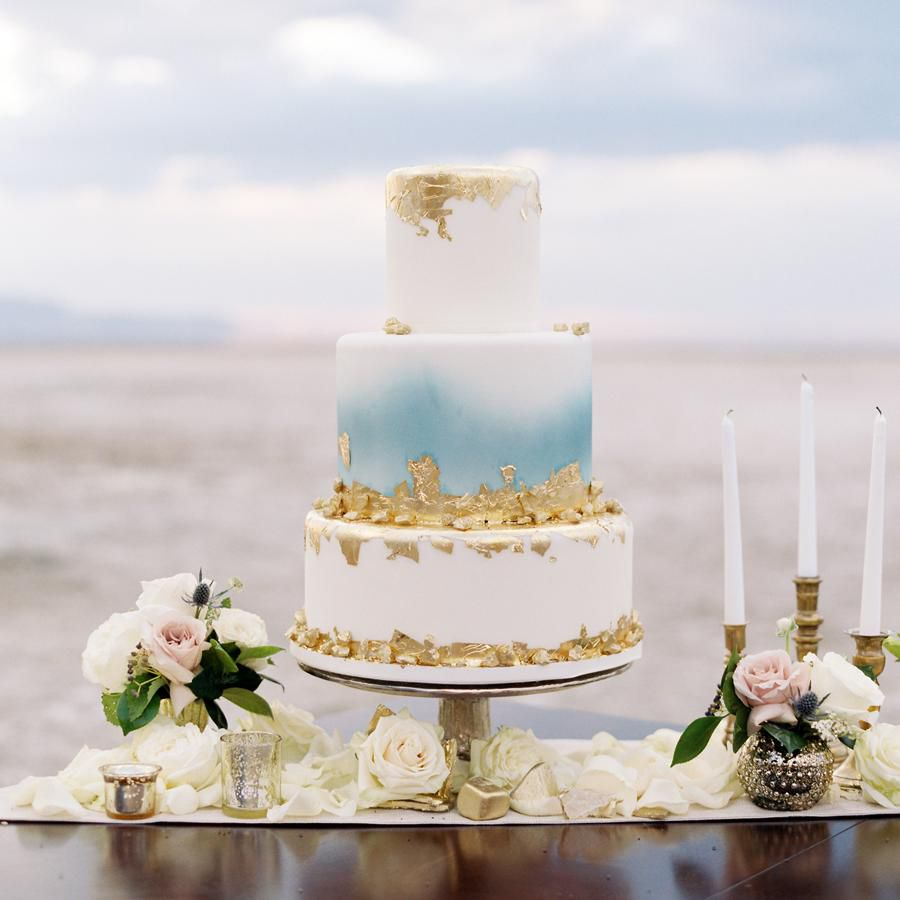 Story 2017 Wedding Trend Predictions: The Biggest Wedding-Cake Trends For 2017