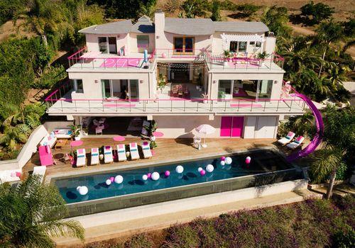 Barbie Dream home