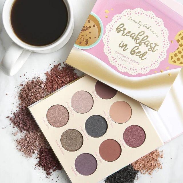 Breakfast In Bed Eyeshadow Palette