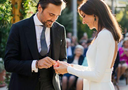 Ring Exchange Vows