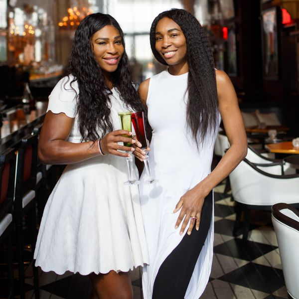 Picture Of Serena Williams Engagement Ring: Serena Williams And Alexis Ohanian's Wedding Photo Album
