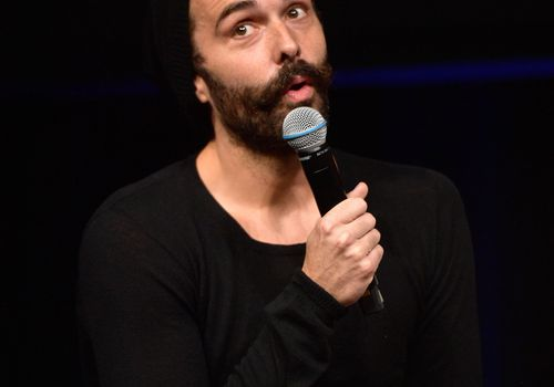 <p><p><p><p><p>Jonathan Van Ness speaks onstage during attends Netflix's Queer Eye event.</p></p></p></p></p>
