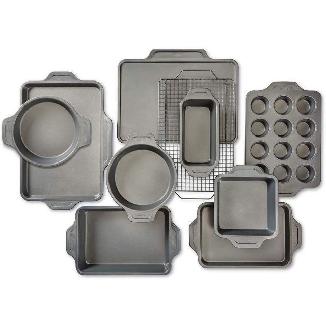 All-Clad Pro-Release 10-Piece Bakeware Set
