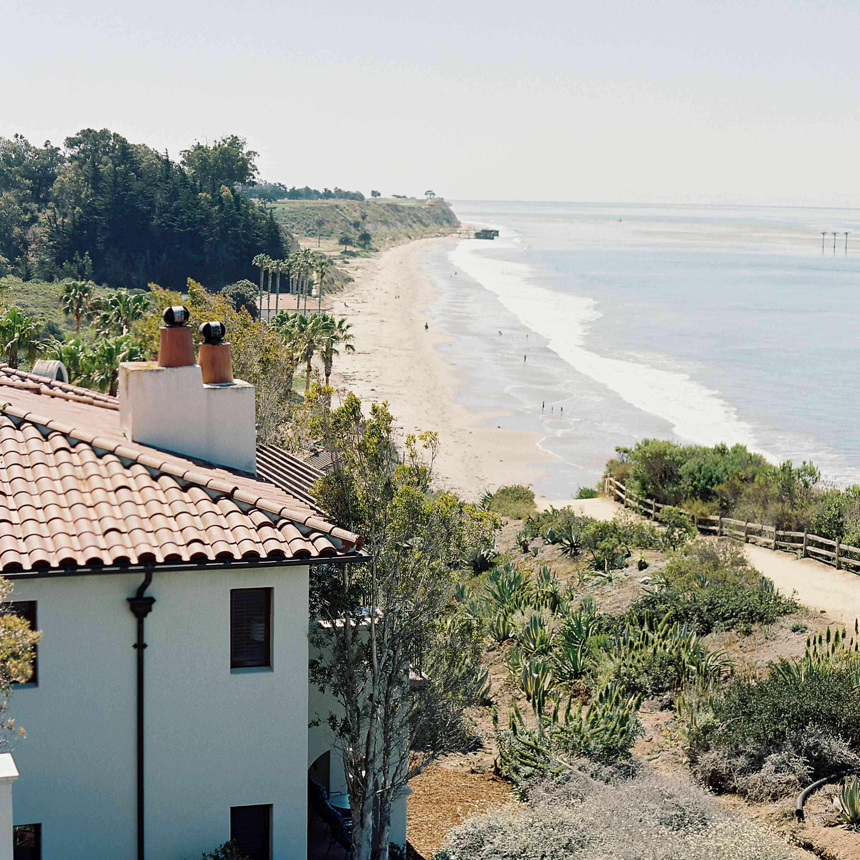 Seaside venue