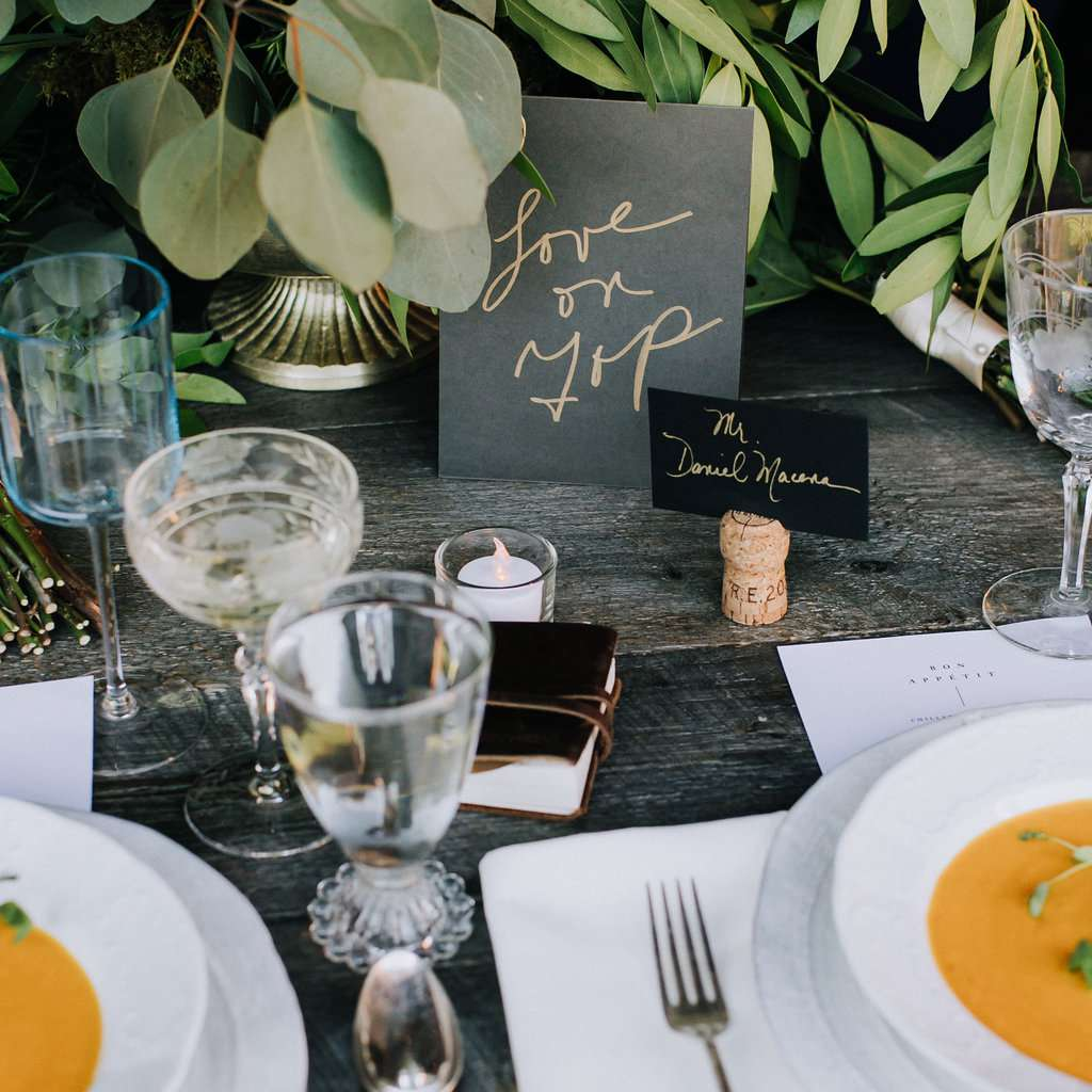<p>table numbers place setting</p><br><br>