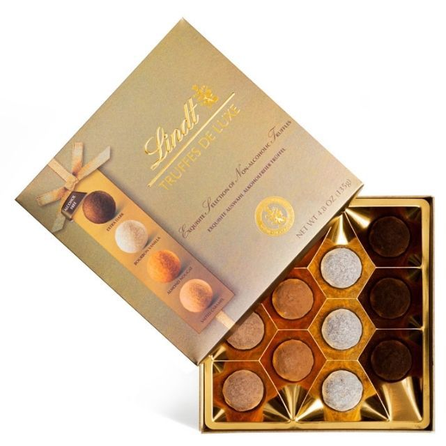 Lindt Truffles De Luxe Gift Box