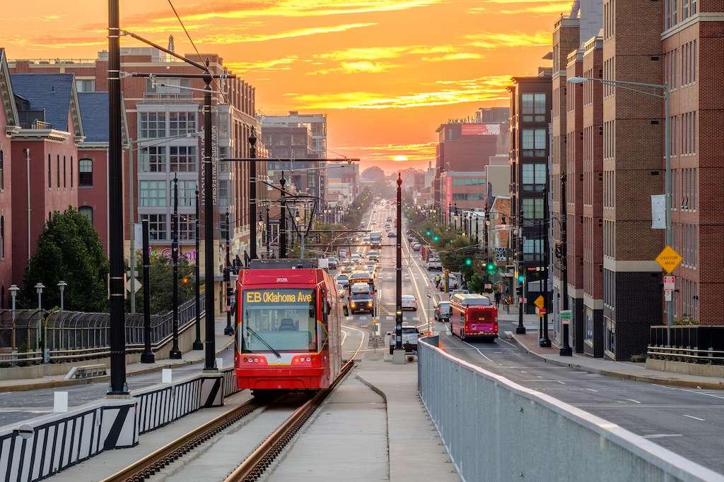H Street Corridor in Washington, D.C.