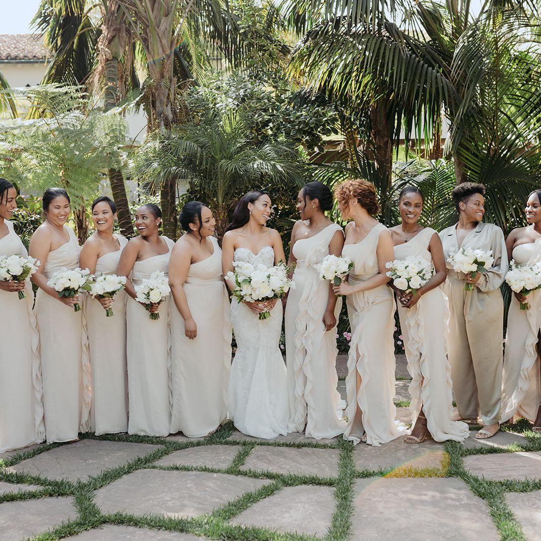 20 Best Beige Bridesmaid Dresses of 20