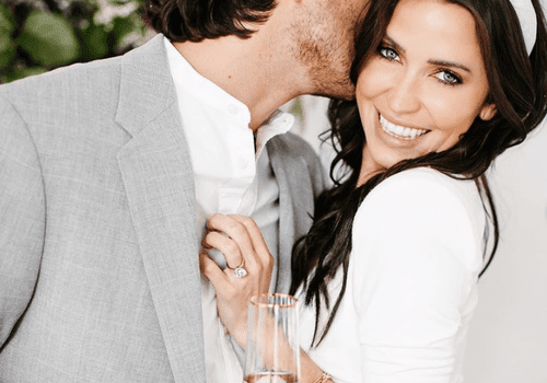 Kaitlyn Bristowe and Jason Tartick Engagement