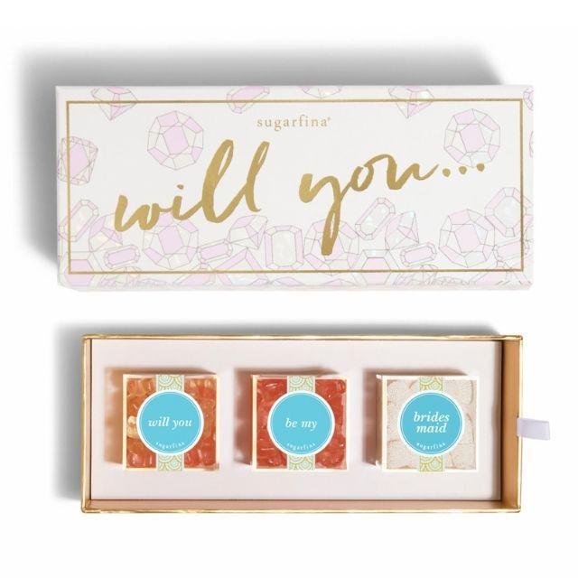Sugarfina Will You Be My Bridesmaid Gift Set