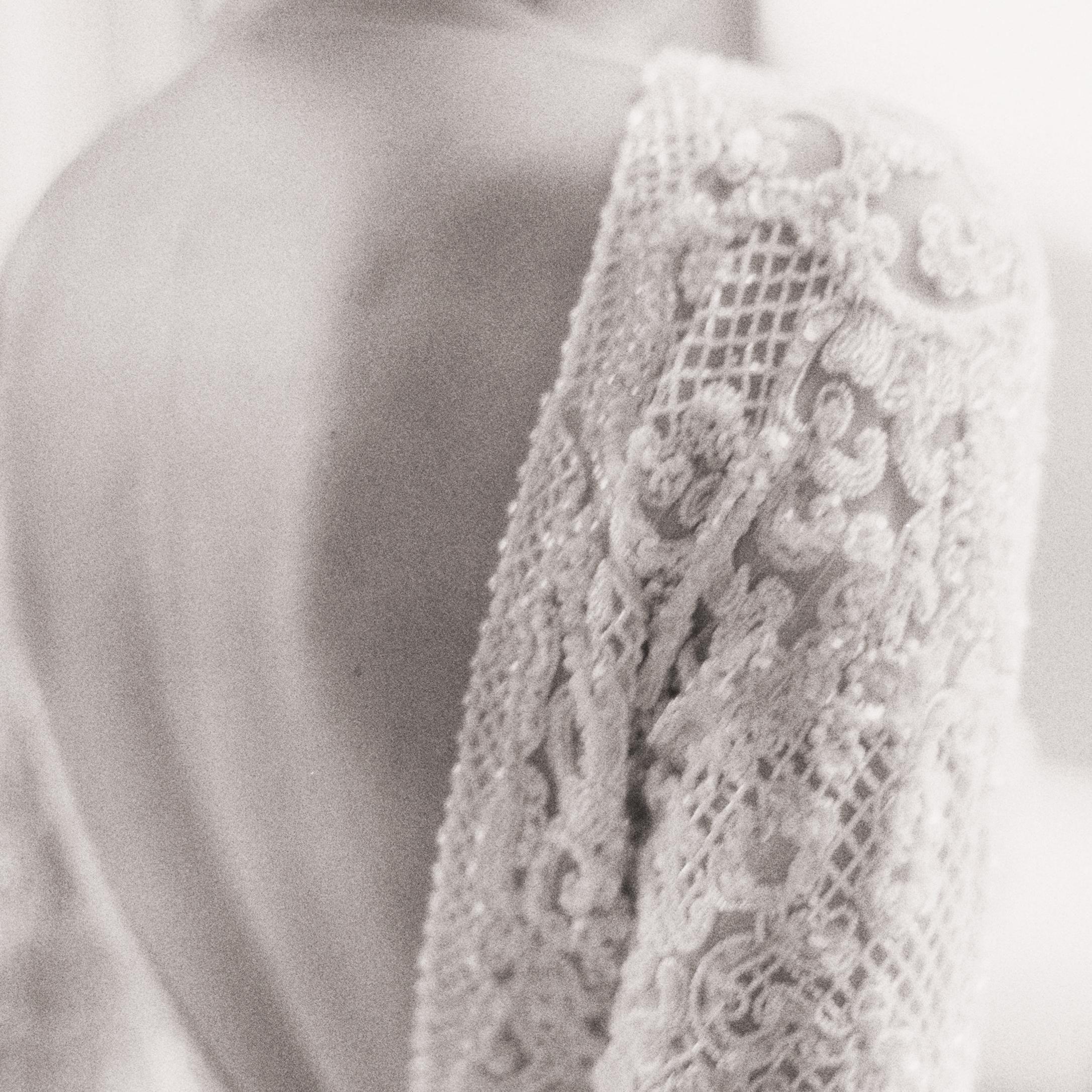 MUST SEE 1 M white SATIN dress   FABRIC