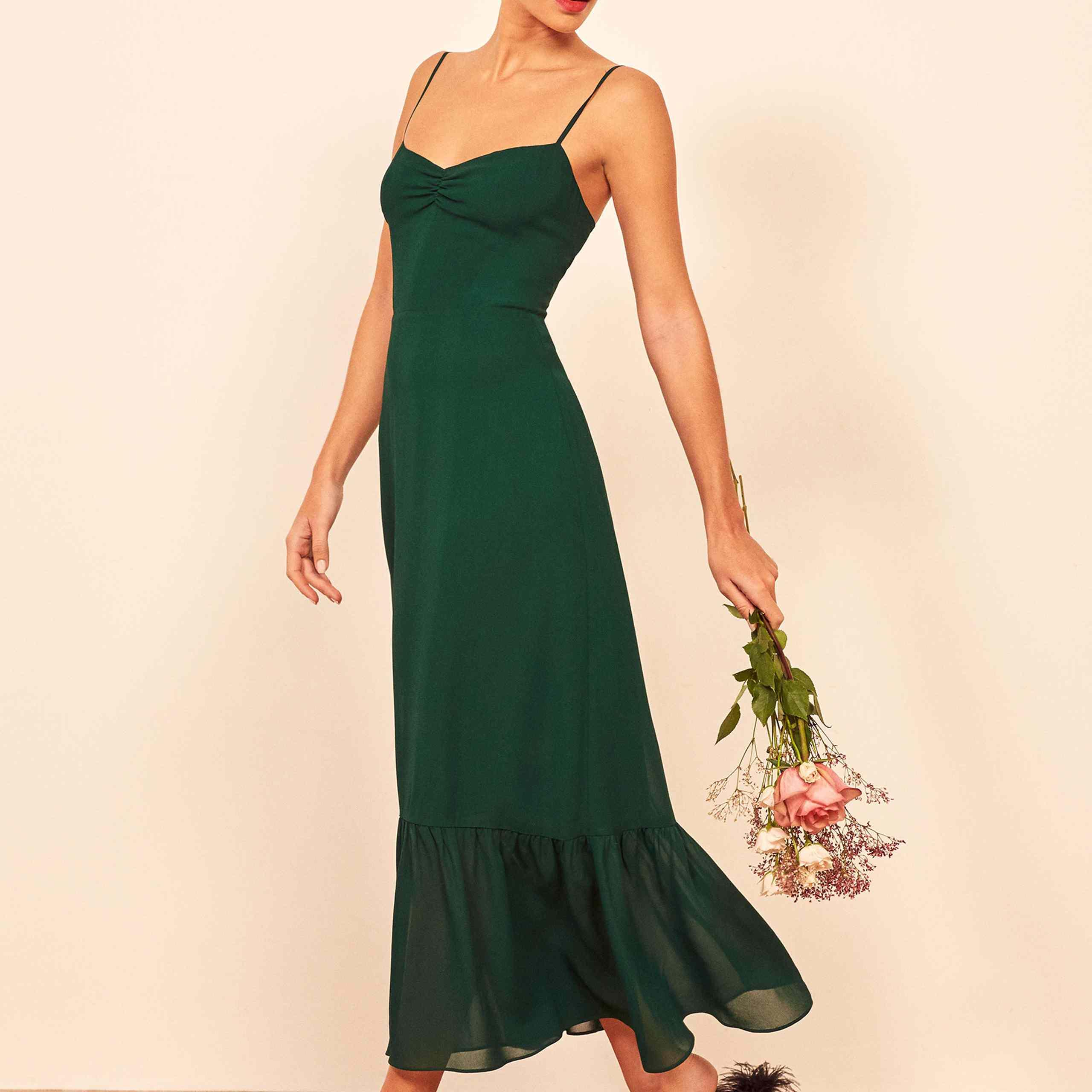 20 Best Green Bridesmaid Dresses of 20