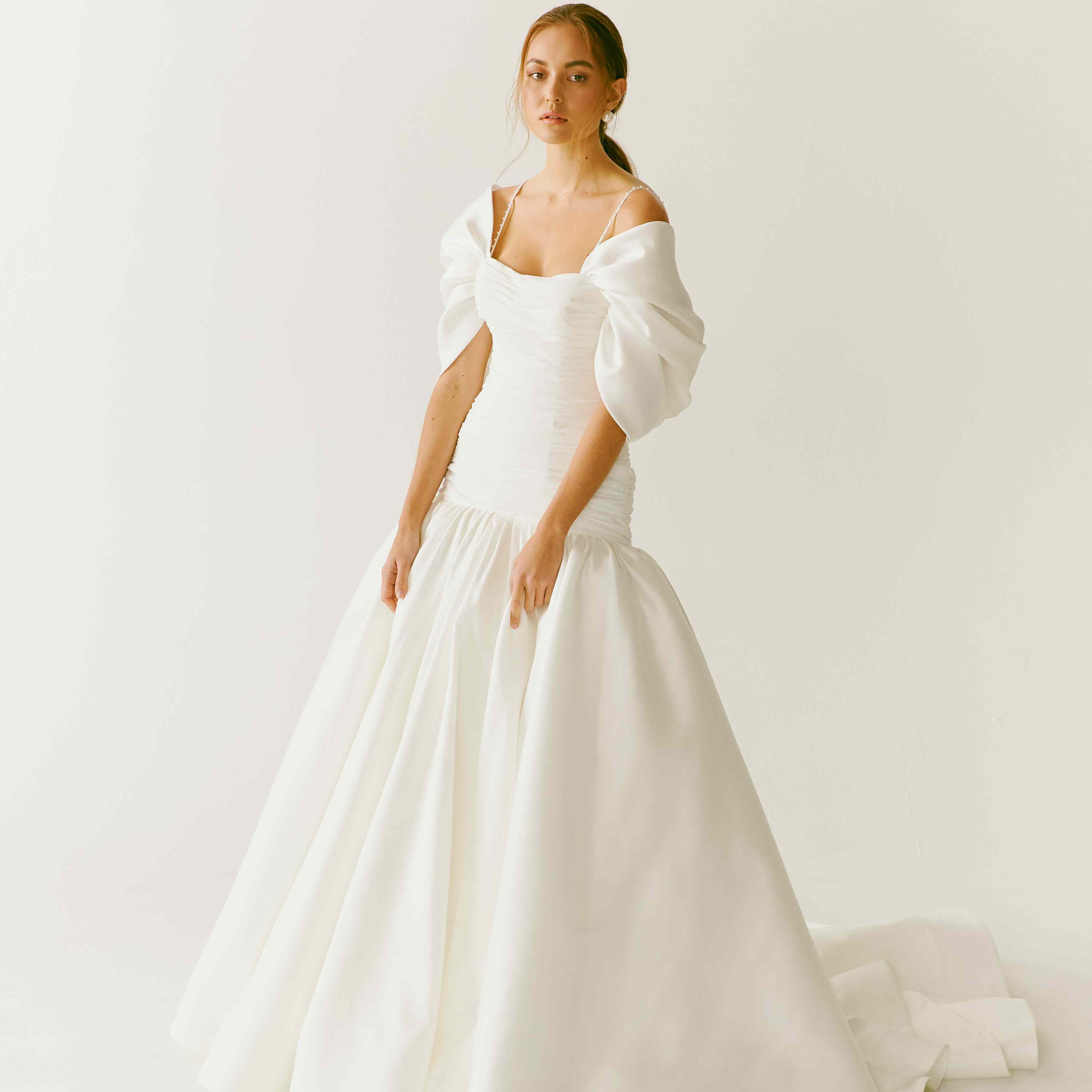 Gallery New Mira Zwillinger Wedding Dresses Spring 2019: Sébastien Luke Bridal Spring 2020