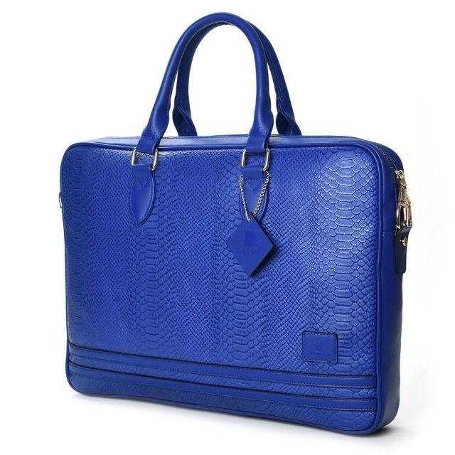 Royal Blue Apollo Laptop Bag