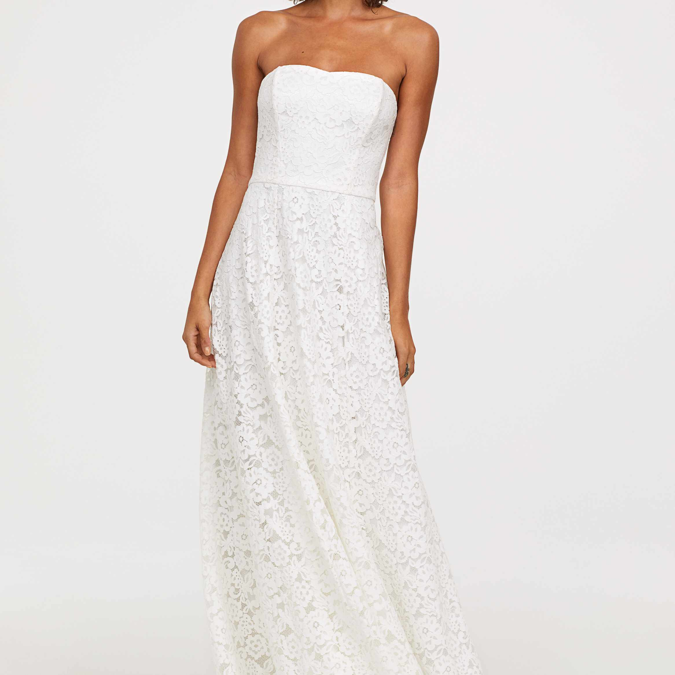 Hm Wedding Dress.Dreams Do Come True H M Bridal Shop Is Officially Here