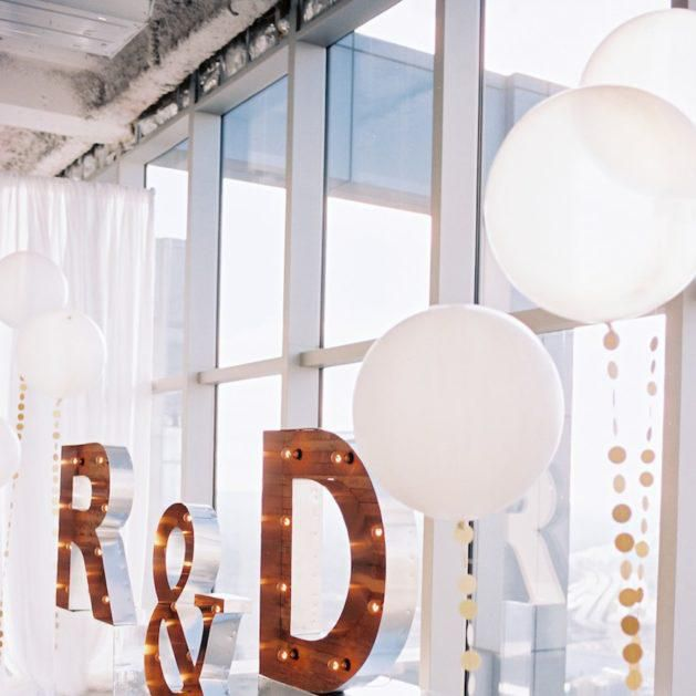 7 Photo Props From Etsy That Will Take Your Wedding Photos