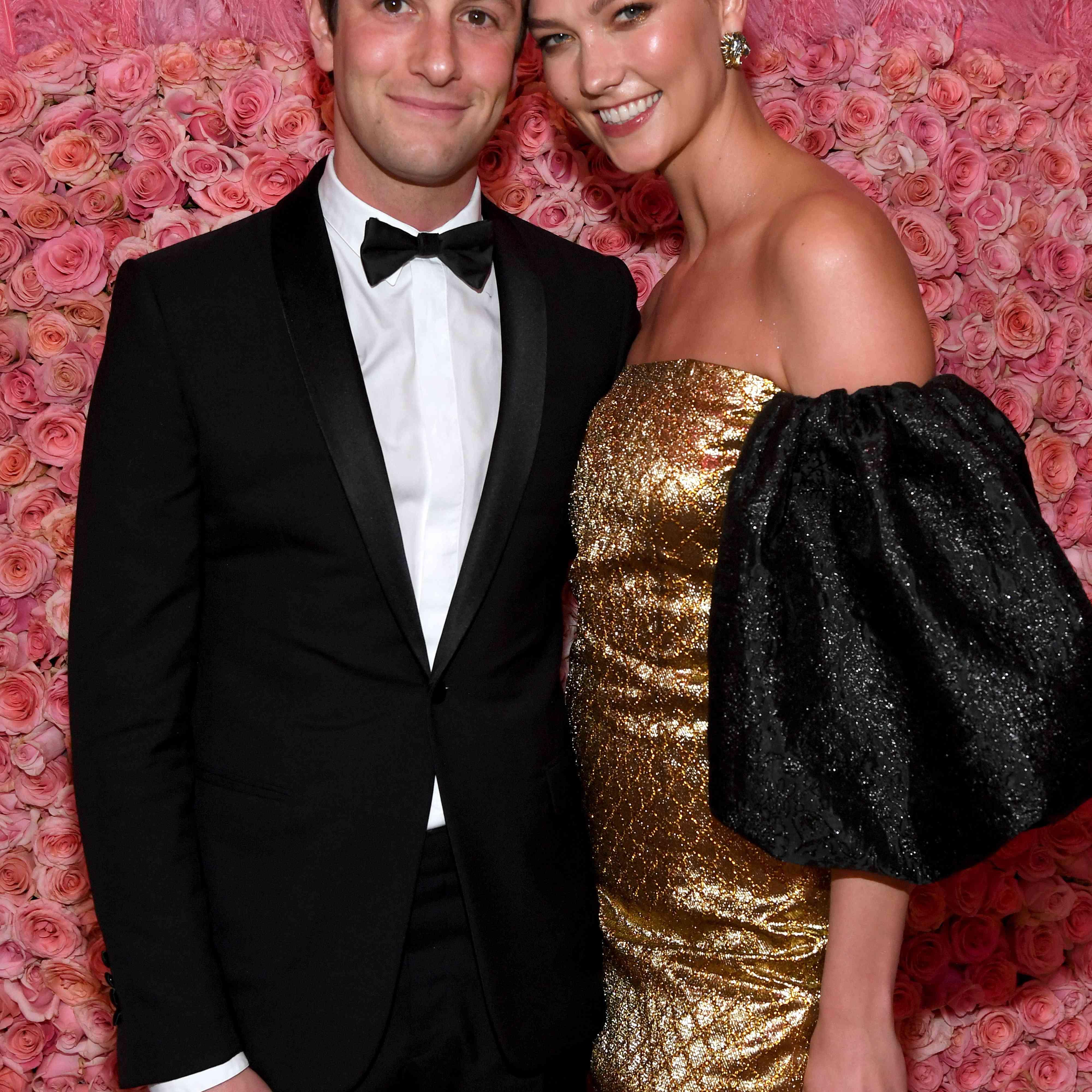 Karlie Kloss and Jared Kushner