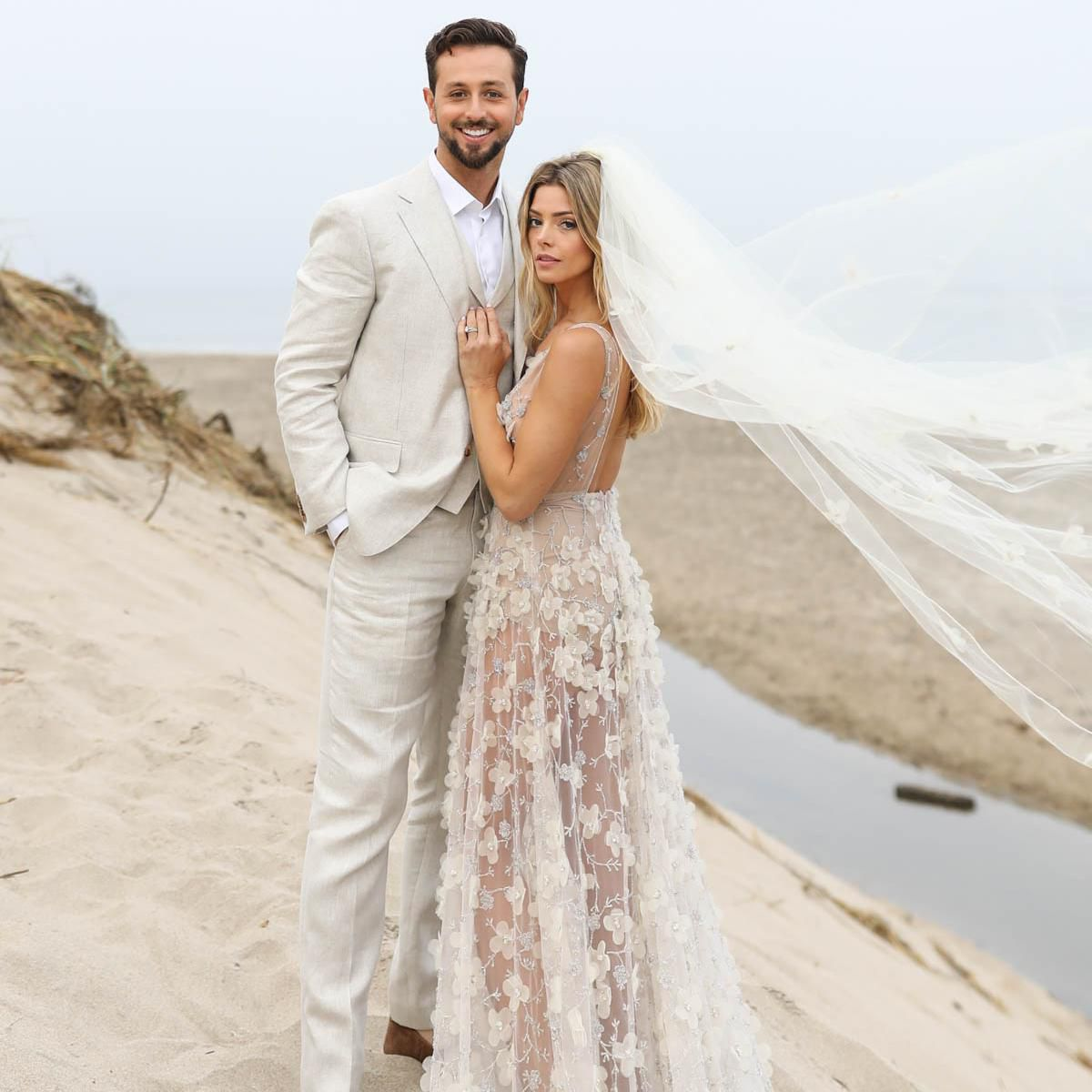 Ashley Greene is Honeymooning on a Nude Beach After her Wedding