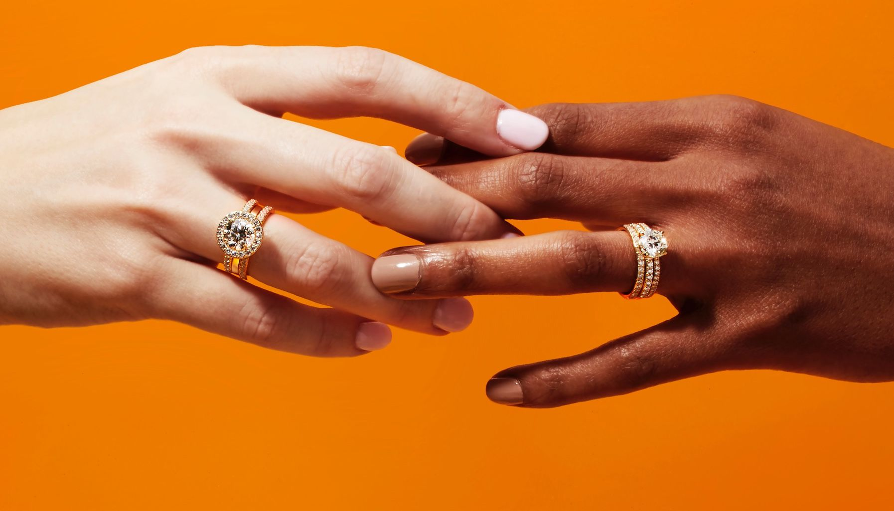 Gemist Engagement Rings
