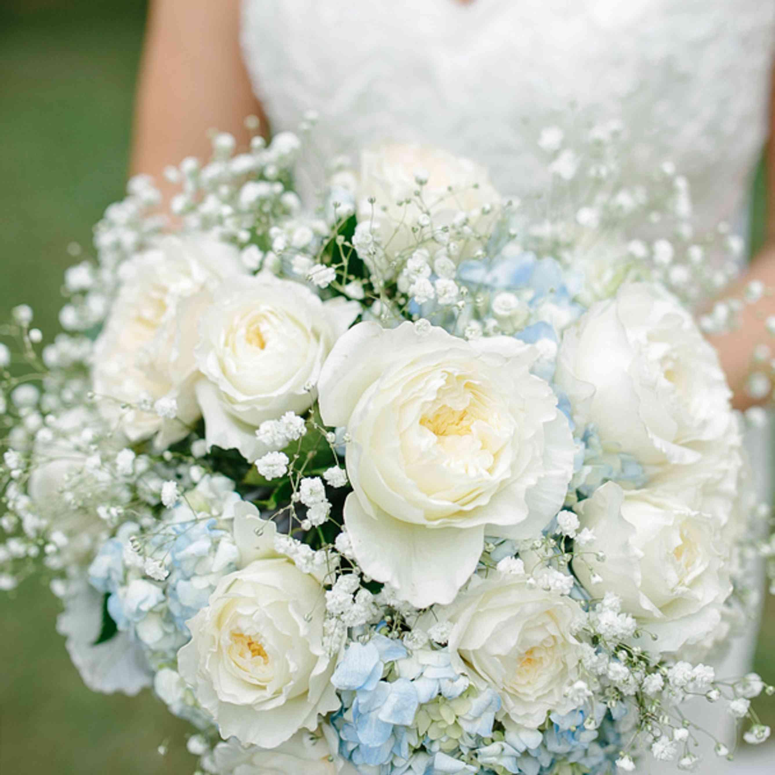 22 Gorgeous Hydrangea Wedding Bouquets